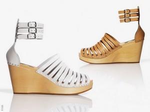 H&M chaussures été 2011