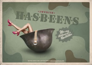 Swedish Hasbeens 2011