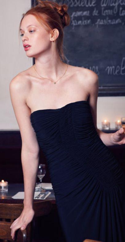 Robe cocktail manoukian 2011