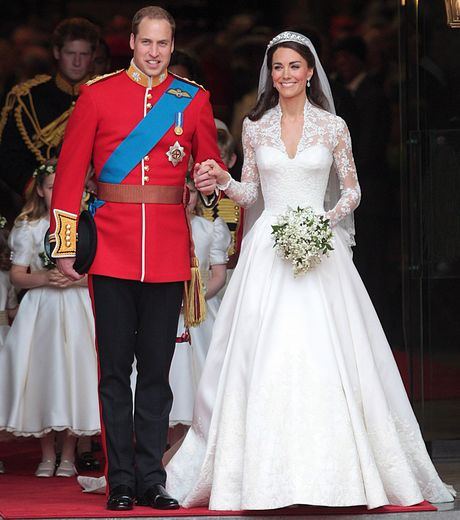 kate middleton et le prince william mariage