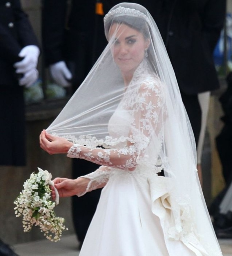 robe kate middleton
