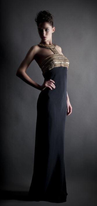 robe soiree automne hiver 2011