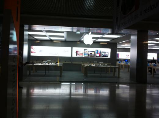 apple store lyon part dieu