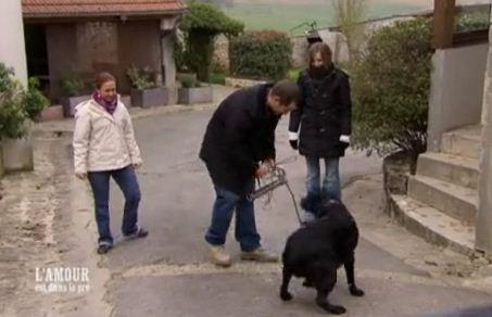 benjamin amour pré chien