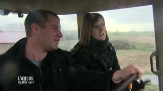 benjamin virginie tracteur