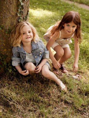 chloe enfant été 2011