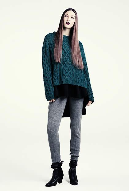 H&M hiver 2011