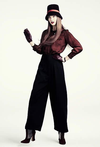 h&m collection hiver 2011 2012