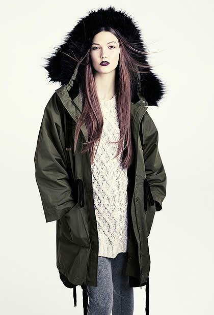 mode hiver h&m 2011