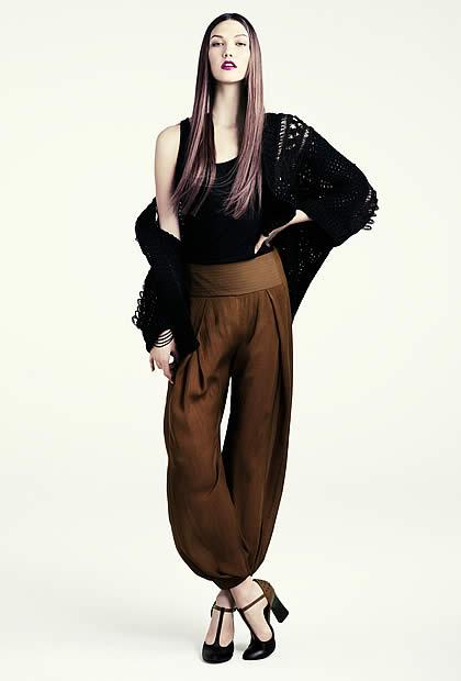 mode automne hiver h&m 2011 2012