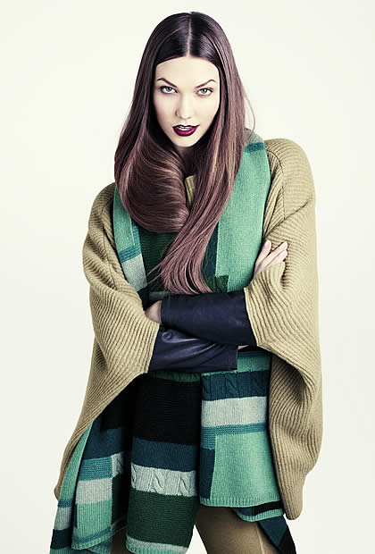 h&m photo collection automne hiver 2011 2012