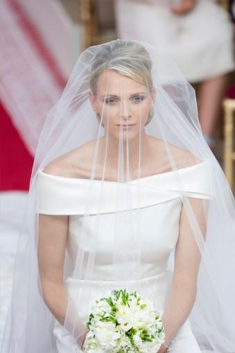 robe de mariée charlene wittstock