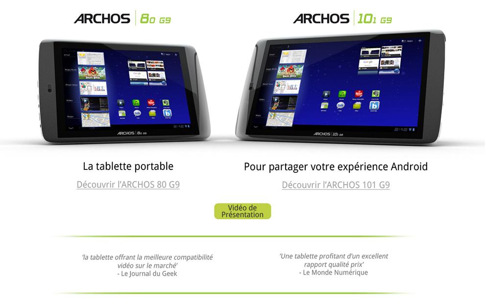 archos-tablette-G9