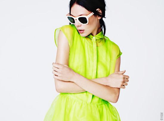 h&m collection printemps été 2012