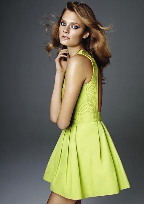 h&m robe de soirée été 2012