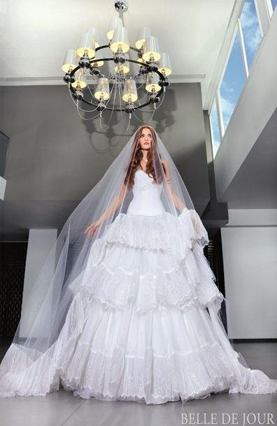 robe de mariée Max Chaoul