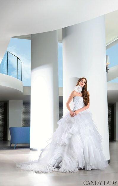 La robe de mariée Max Chaoul, entre classicisme et modernité, le ...