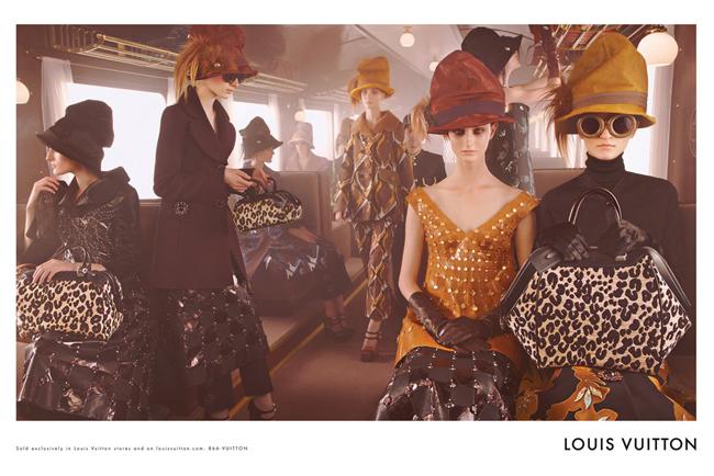 Louis Vuitton hiver 2012 2013
