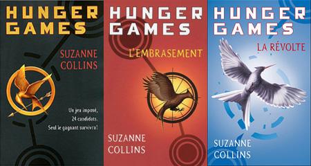 Le coin des lecteurs, Hunger Games de Suzanne Collins