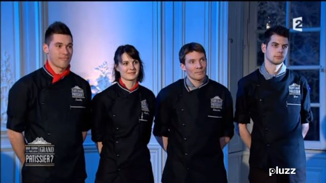 Candidats Grand pâtissier france 2