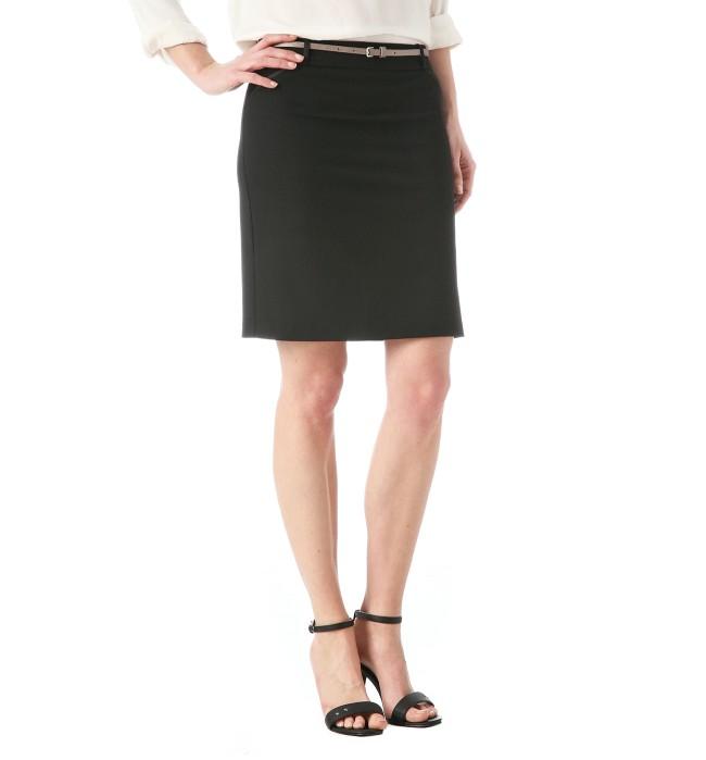 jupe-noire-promod