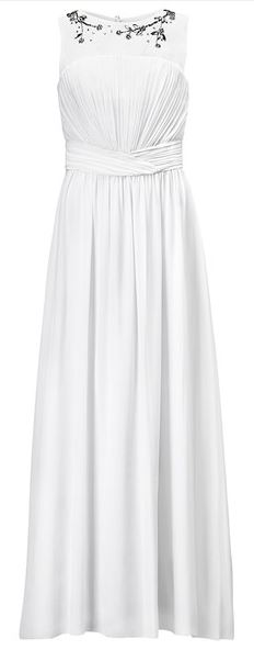 robe de mariage h&m