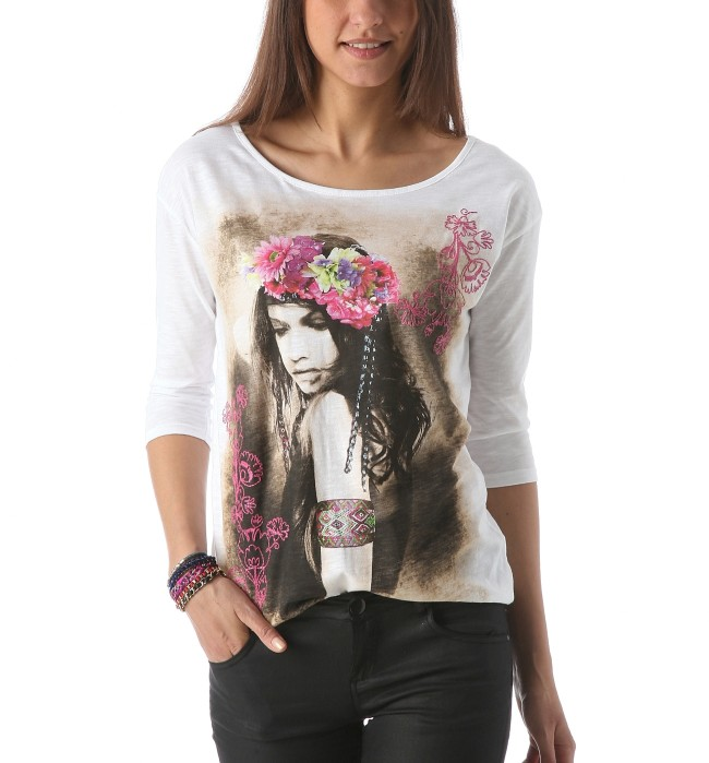 tshirt-femme-promod-2014