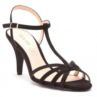 sandale-noire-pour-mariage-pas-cher
