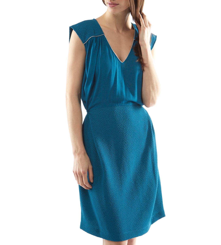 robe-kookai-bleu-turquoise-2014