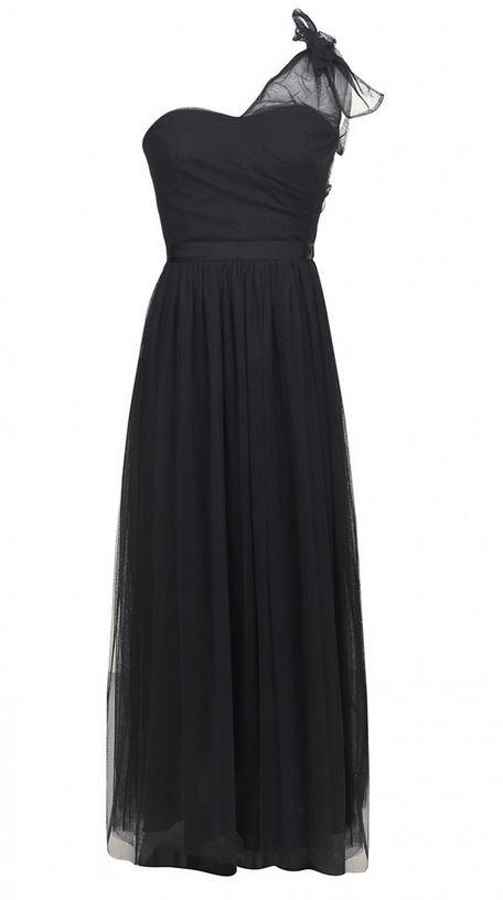 robe-longue-noire-nafnaf-2015