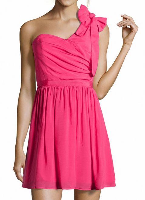 Naf naf robe de soiree rose