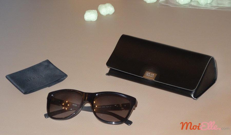 Lunettes de soleil Hugo Boss de chez Designer Seven   Blog Moielle.com bc53625eaa62