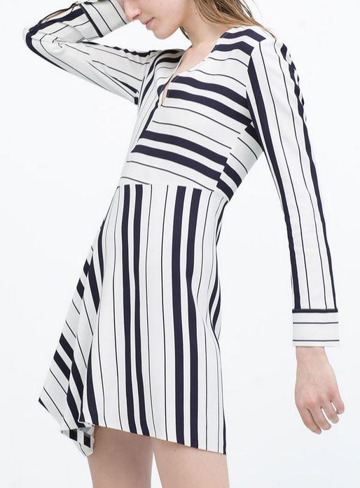 robe-rayure-zebre-2015