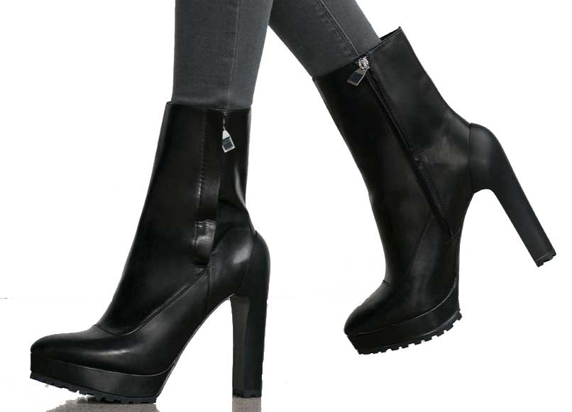 bottines-cuir-noir-zara