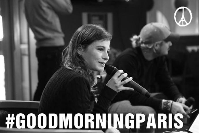 Good Morning Paris radio