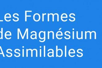 meilleur magnésium assimilable chlorure citrate