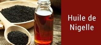 huile de Nigelle : bienfaits et apports