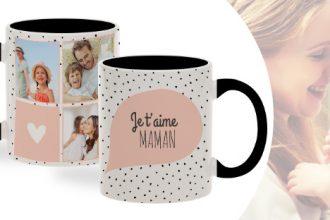 des mugs pour la fête des mères