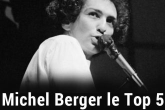 Michel berger le top chanson
